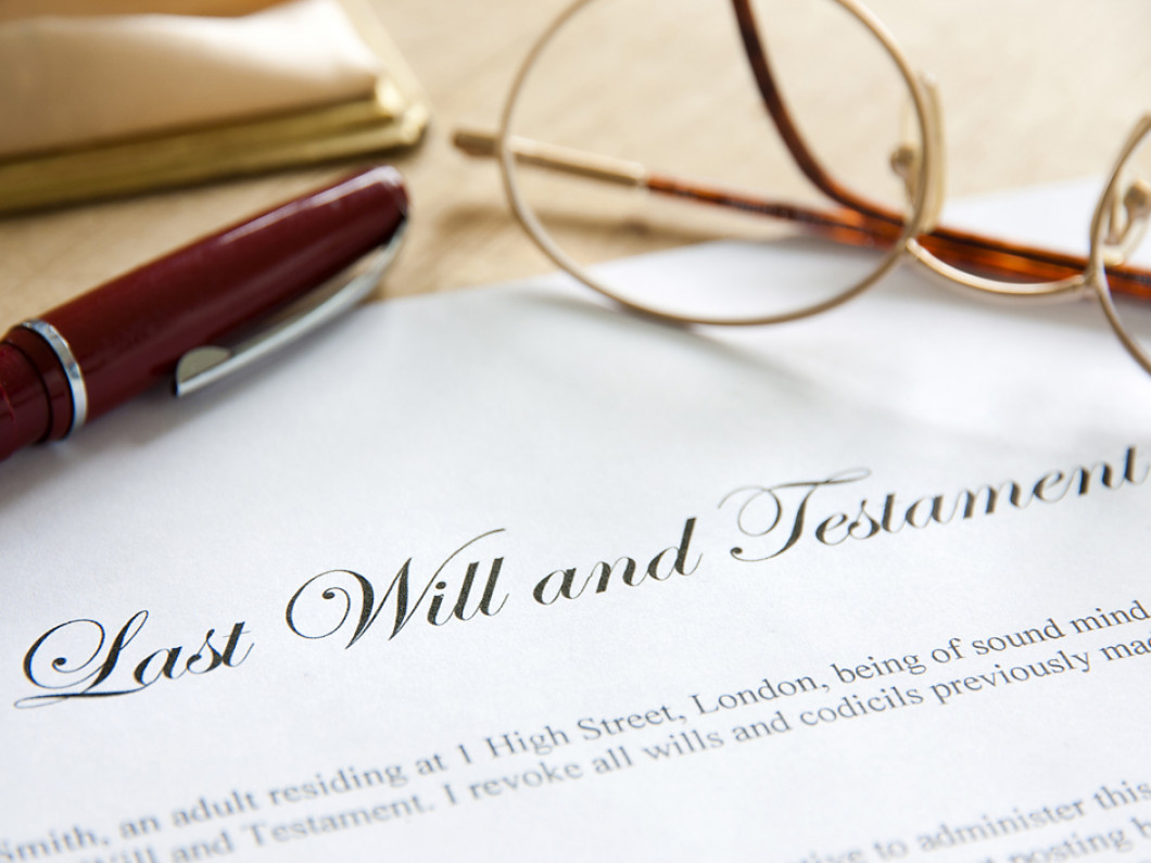 Rest Easy With a Valid Will
